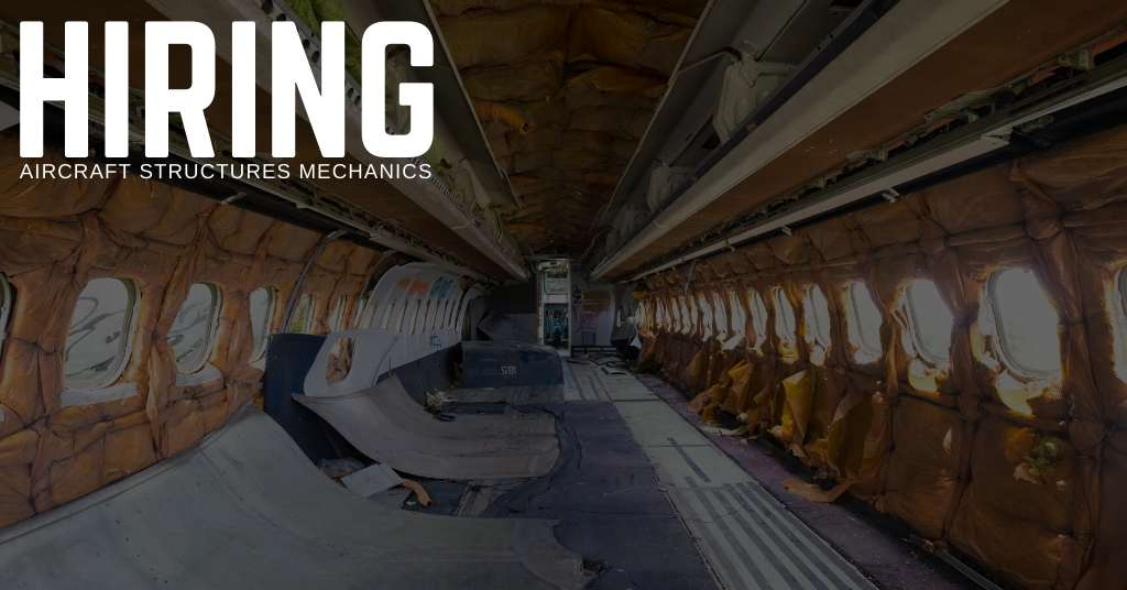 Aircraft Structures Mechanic Jobs in New Orleans