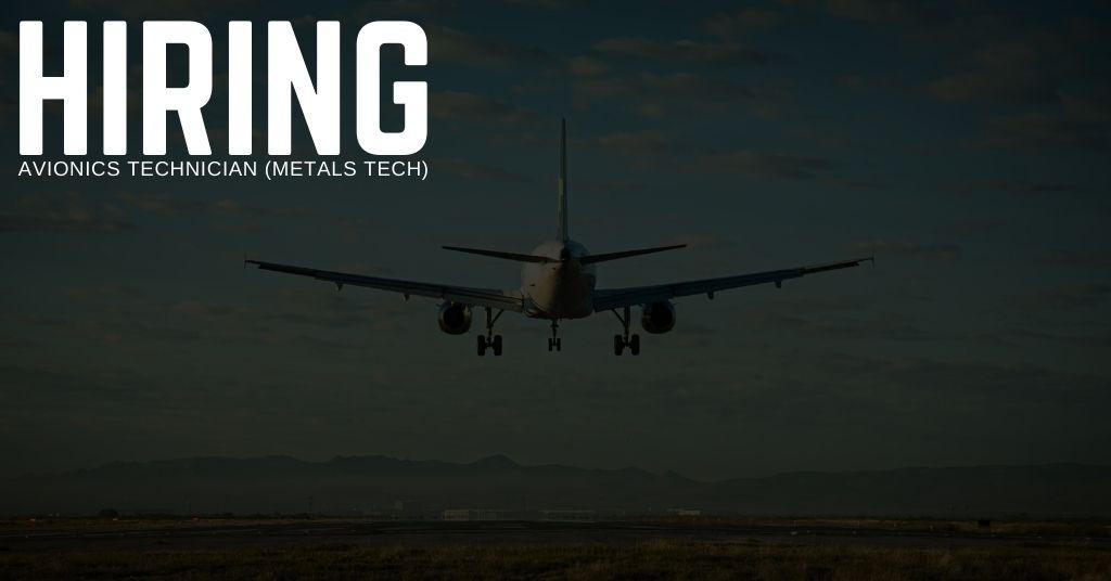 Avionics Technician (Metals Tech) Jobs in New Mexico