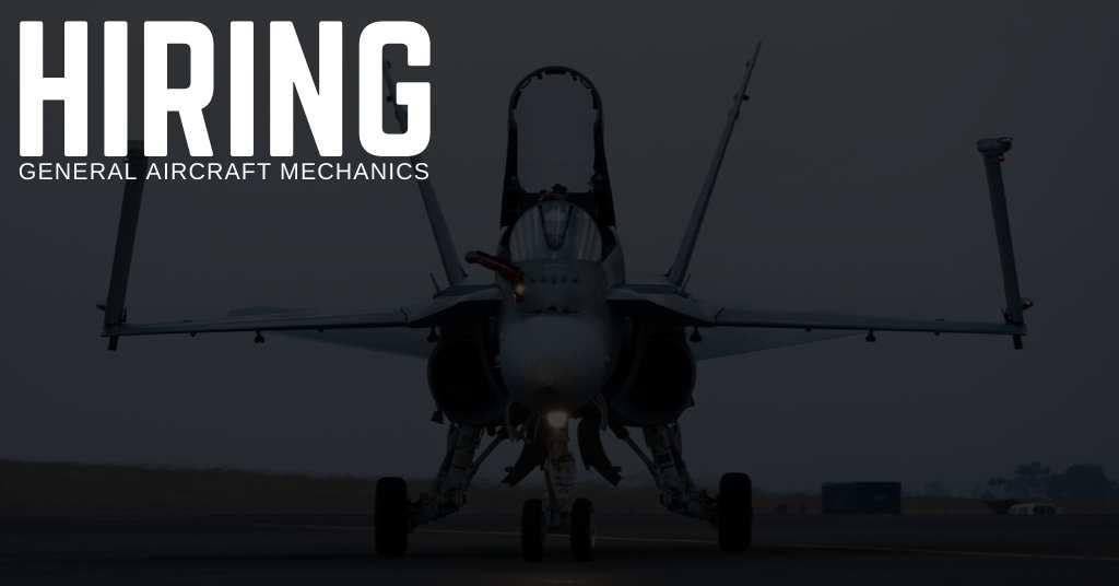General Aircraft Mechanic Jobs in Jacksonville