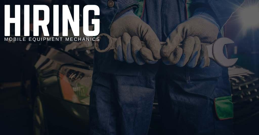 Mobile Equipment Mechanic Jobs in Wisconsin