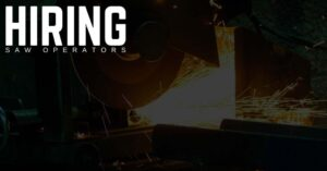 Saw Operator Jobs in Muskego, Wisconsin