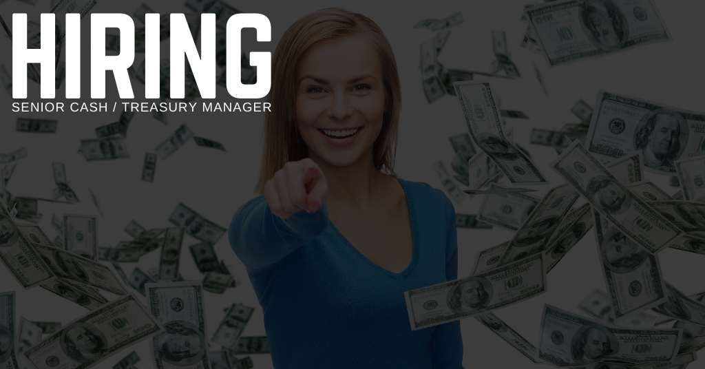 Senior Cash _ Treasury Manager Jobs in Illinois