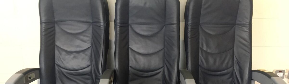 STS Aviation Services Has Discounted Aircraft Seats for Sale