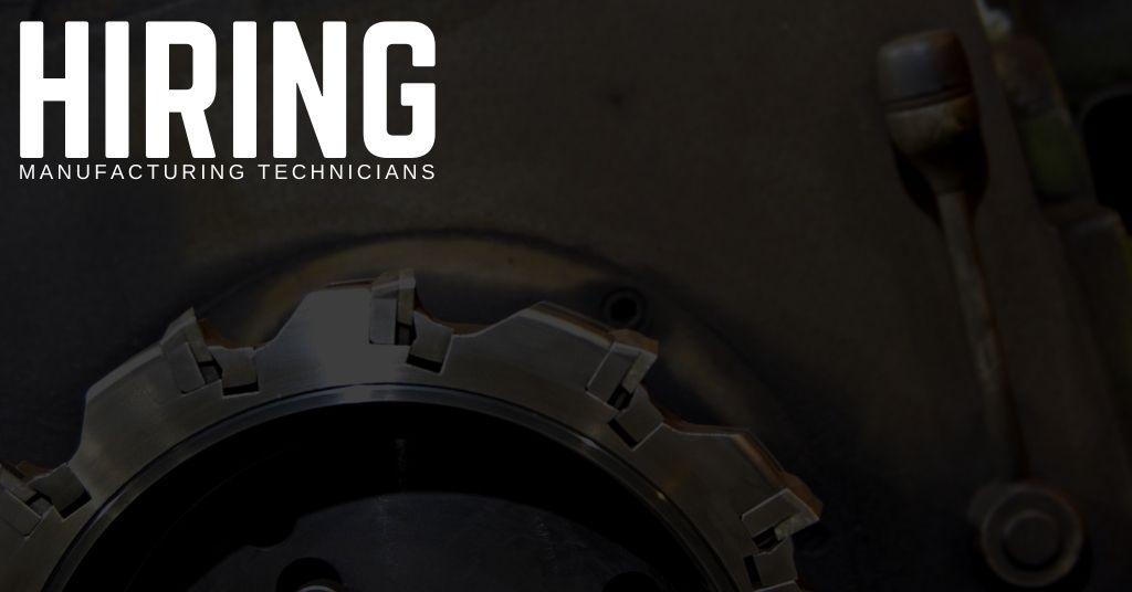Manufacturing Technician Jobs in Dallas