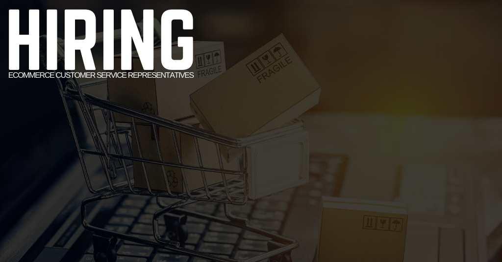 eCommerce Customer Service Representative Jobs in Wisconsin