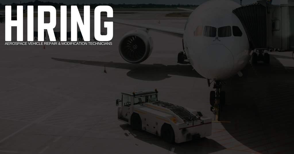Aerospace Vehicle Repair & Modification Technician Jobs in Virginia Beach