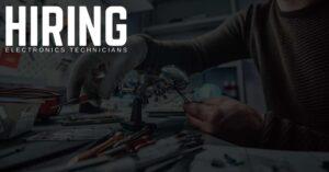 Electronics Technician Jobs in Lexington, Kentucky