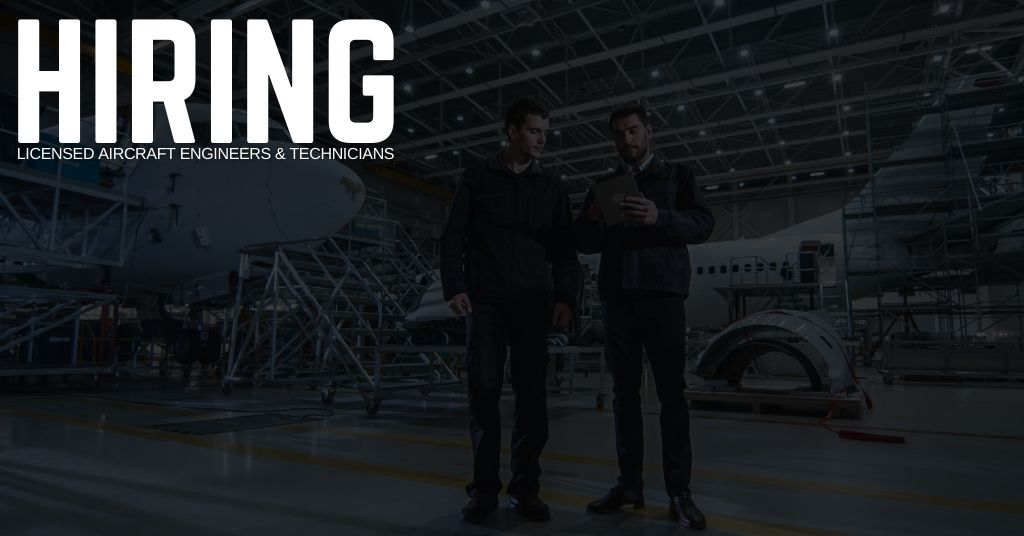 Licensed Aircraft Engineers & Technician Jobs in Asia & Europe