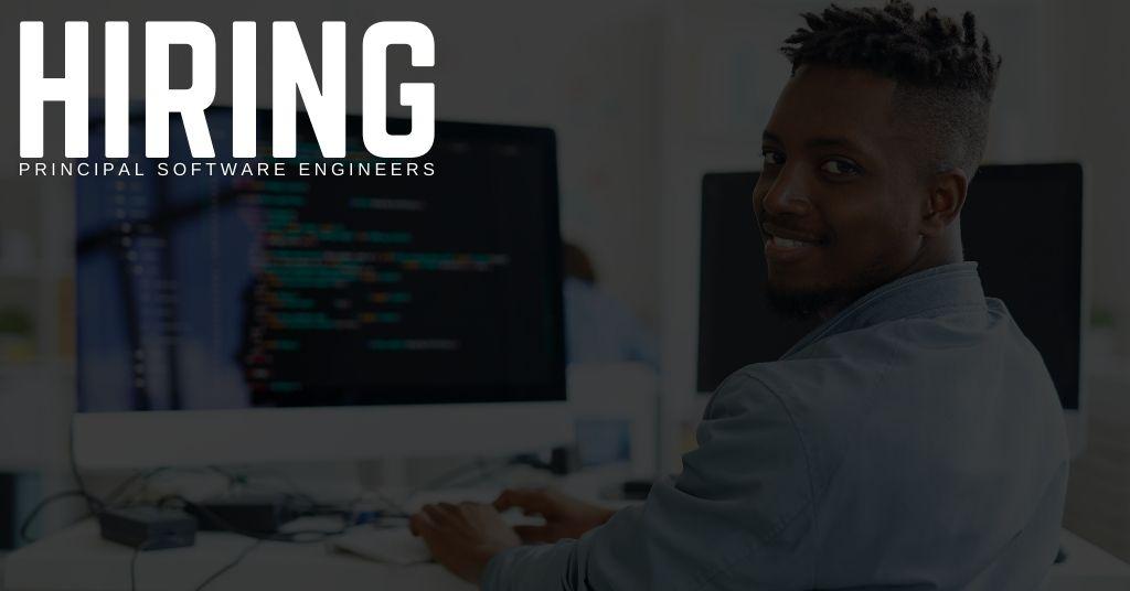 Principal Software Engineer Jobs in Dallas