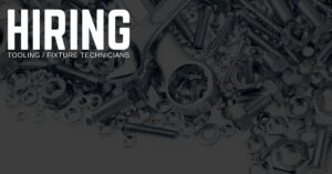 Tooling _ Fixture Technician Jobs in Atlanta
