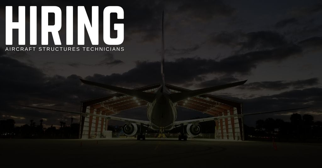 Aircraft Structures Technicians