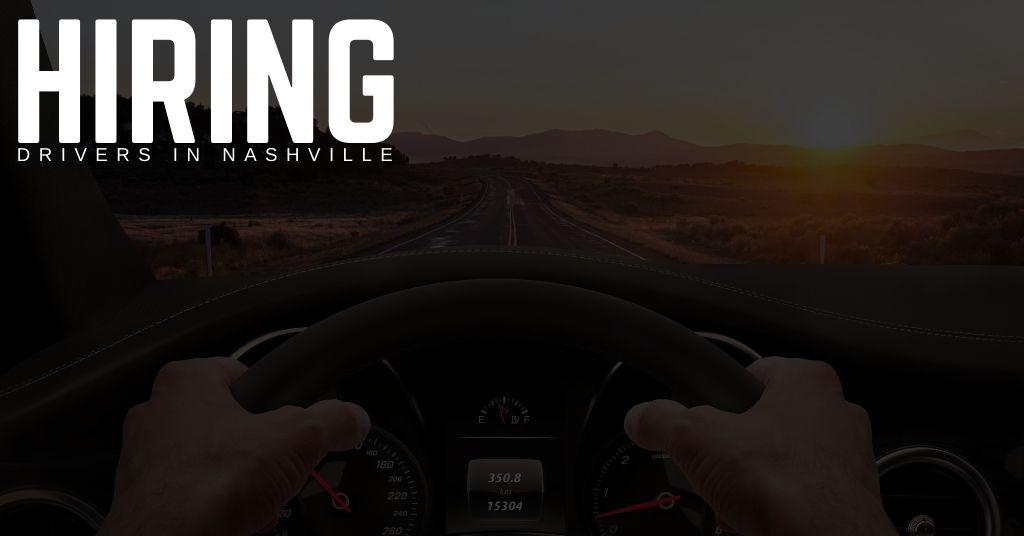 Driver Jobs in Nashville
