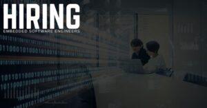Embedded Software Engineer Jobs in Texas