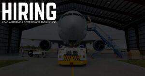 Lead Airframe & Powerplant Technician Jobs in Melbourne, Florida (1)
