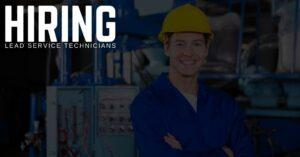 Lead Service Technician Jobs in Detroit