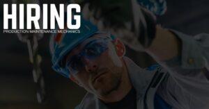 Production Maintenance Mechanic Jobs in Wisconsin (1)