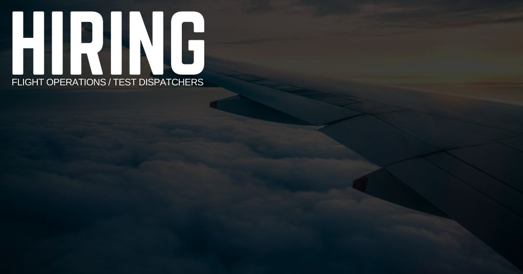 Flight Operations _ Test Dispatcher Jobs in Savannah