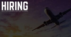 Induction Engineers (Aircraft Systems) Jobs in Las Vegas