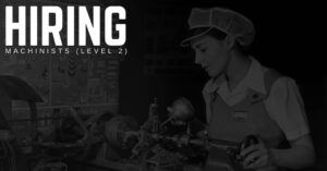 Machinists (Level 2) Jobs in Orlando