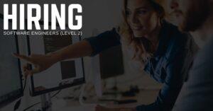 Software Engineers (Level 2) Jobs in Orlando
