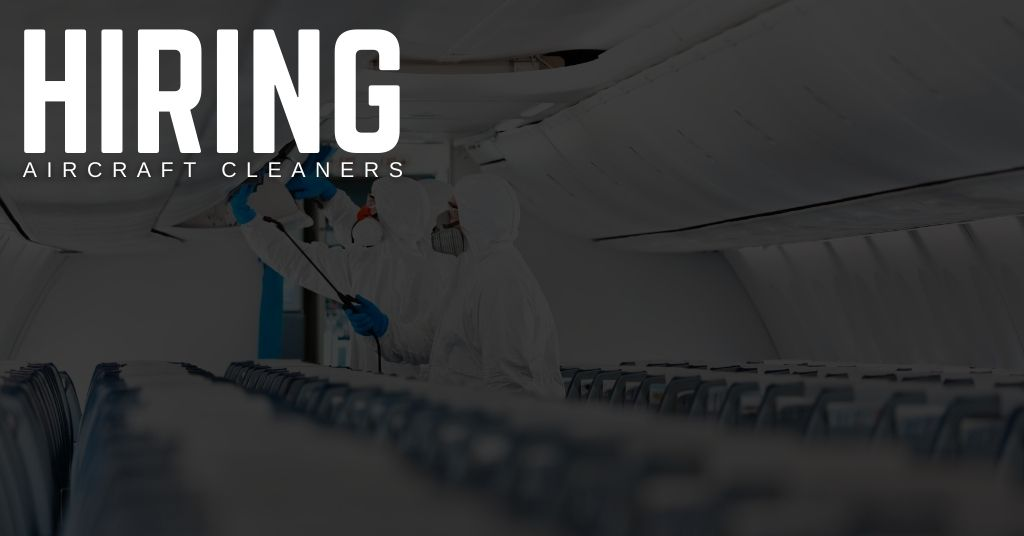 Aircraft Cleaner Jobs in Oscoda