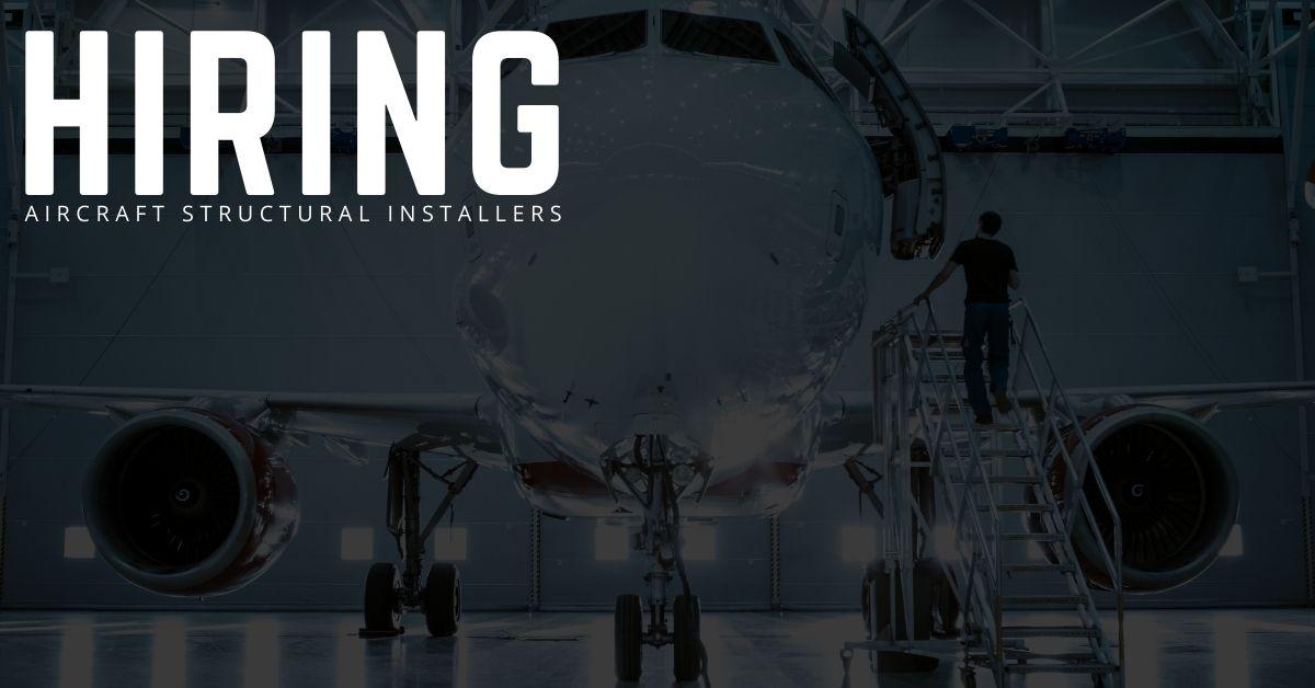 Aircraft Structural Installer Jobs in Alabama