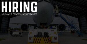 Airframe & Powerplant Supervisor Jobs in Melbourne, Florida