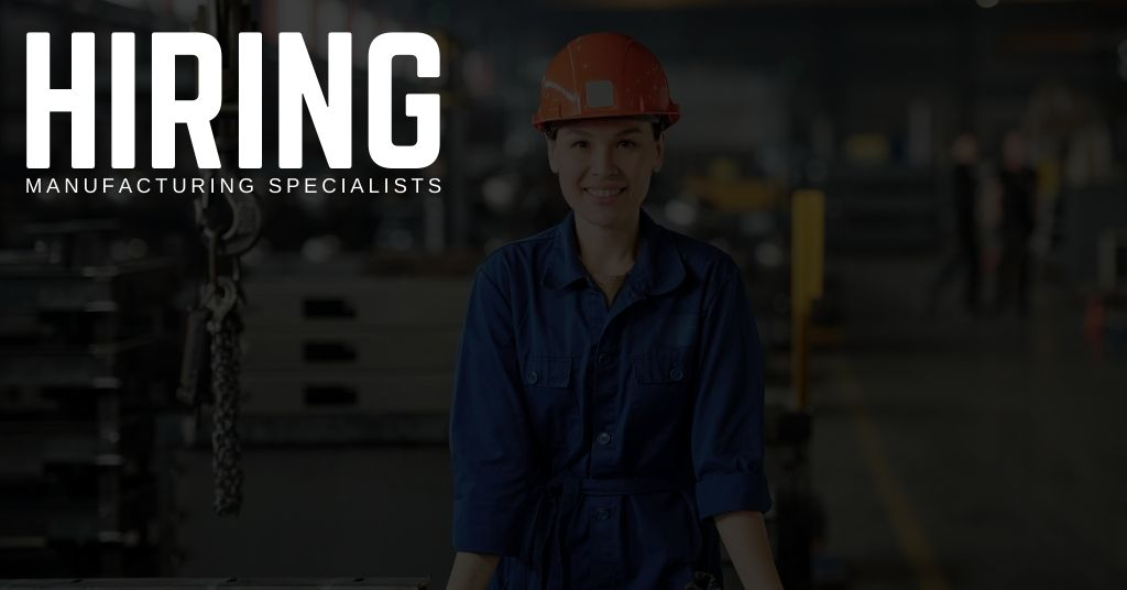 Manufacturing Specialist Jobs in Dallas