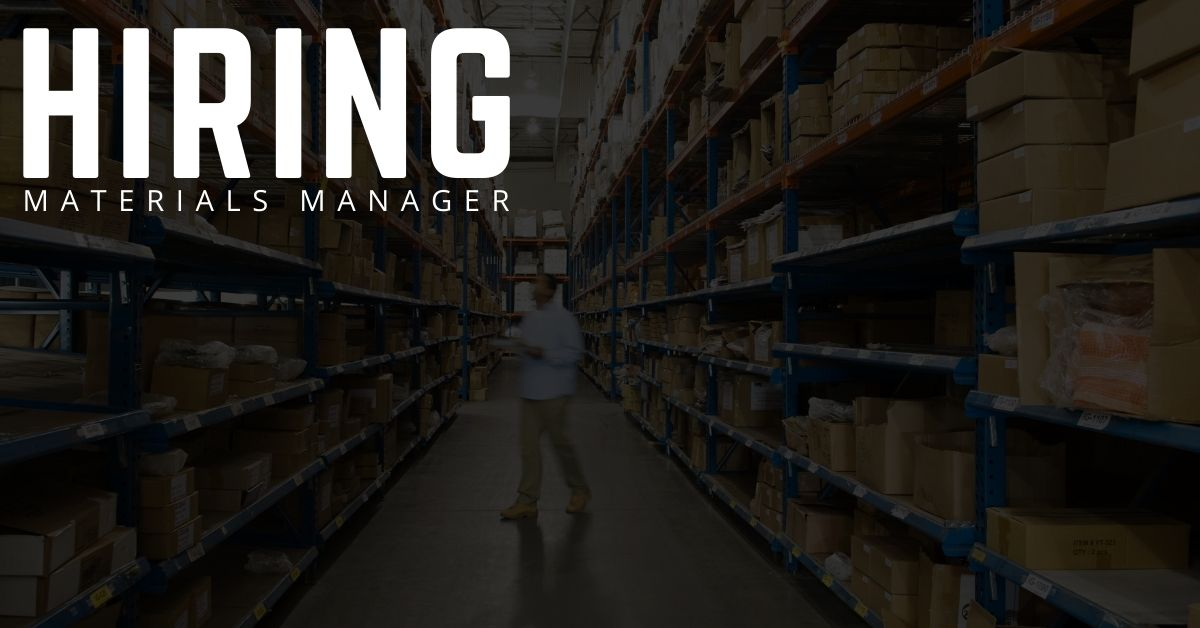 Materials Manager Jobs in Wisconsin