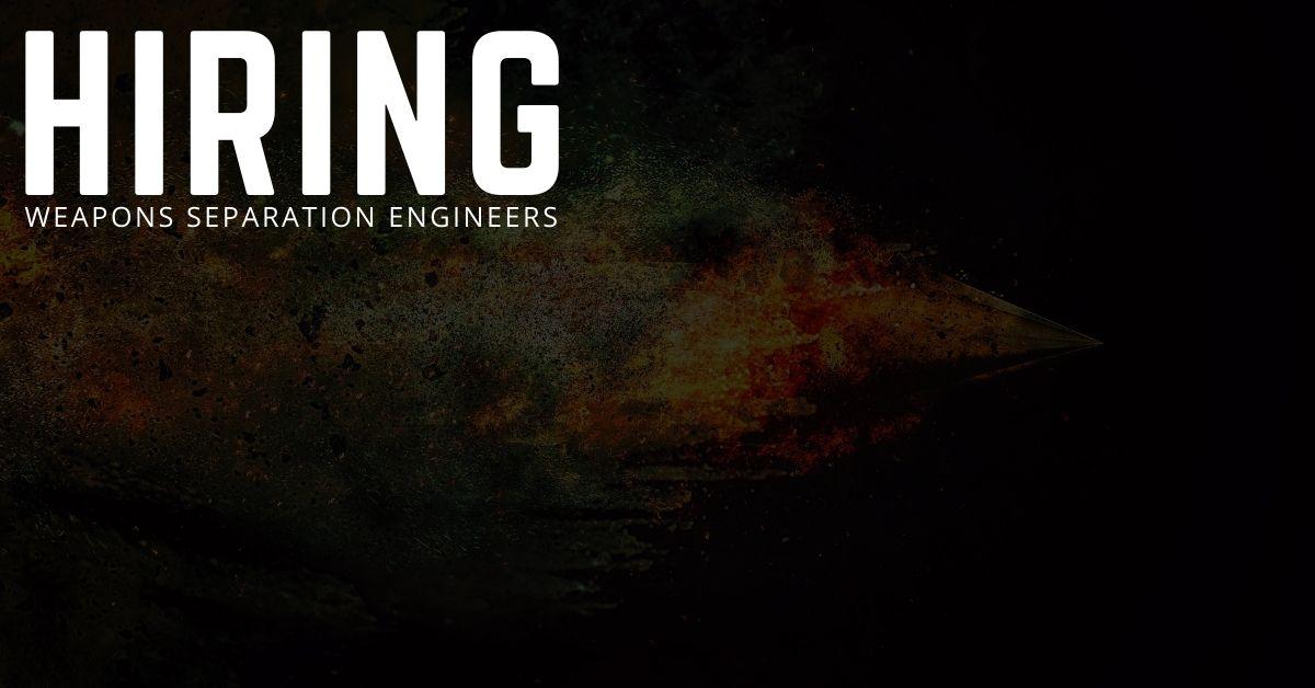 Weapons Separation Engineer Jobs in Wichita (1)