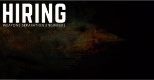 Weapons Separation Engineer Jobs in Wichita