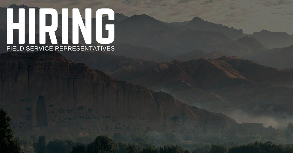 Field Service Representative Jobs in Afghanistan