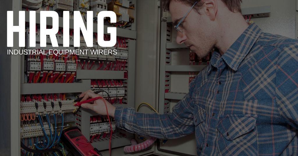 Industrial Equipment Wirer Jobs