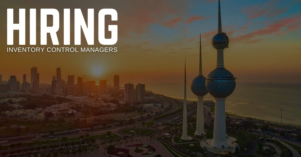 Inventory Control Manager Jobs in Kuwait