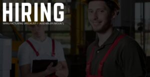 Manufacturing Specialist I - Assembler (Mount) Jobs in Dallas