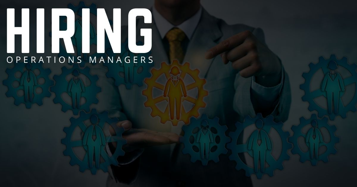 Operations Manager Jobs in Wisconsin