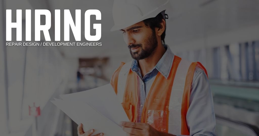 Repair Design _ Development Engineer Jobs