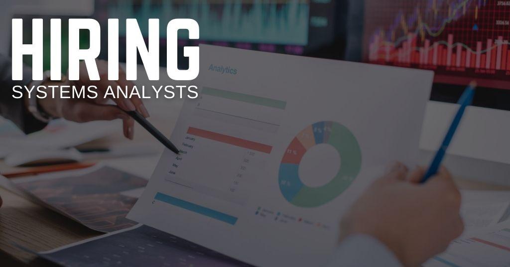 Systems Analyst Jobs, Remote Work