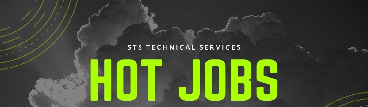 Weekly Hot Jobs List (February 1, 2021)