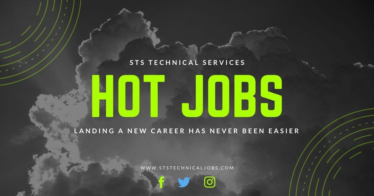 Weekly Hot Jobs List