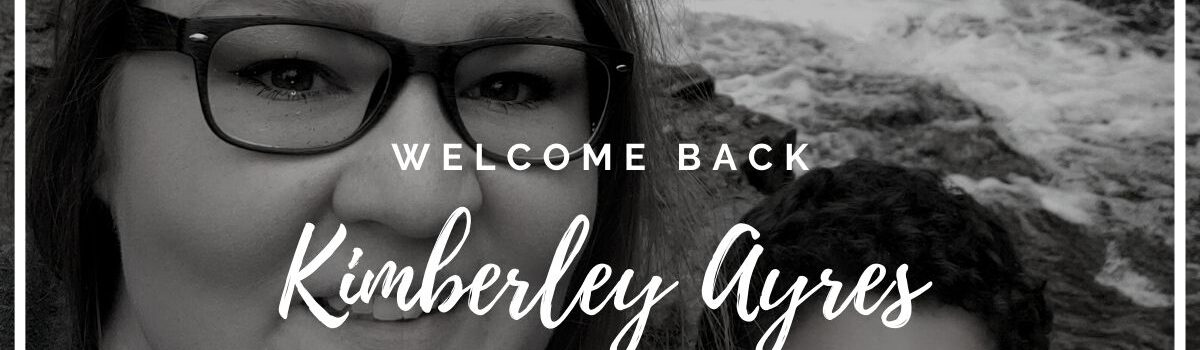 Welcoming Kimberley Ayres Back to the STS Technical Services Team