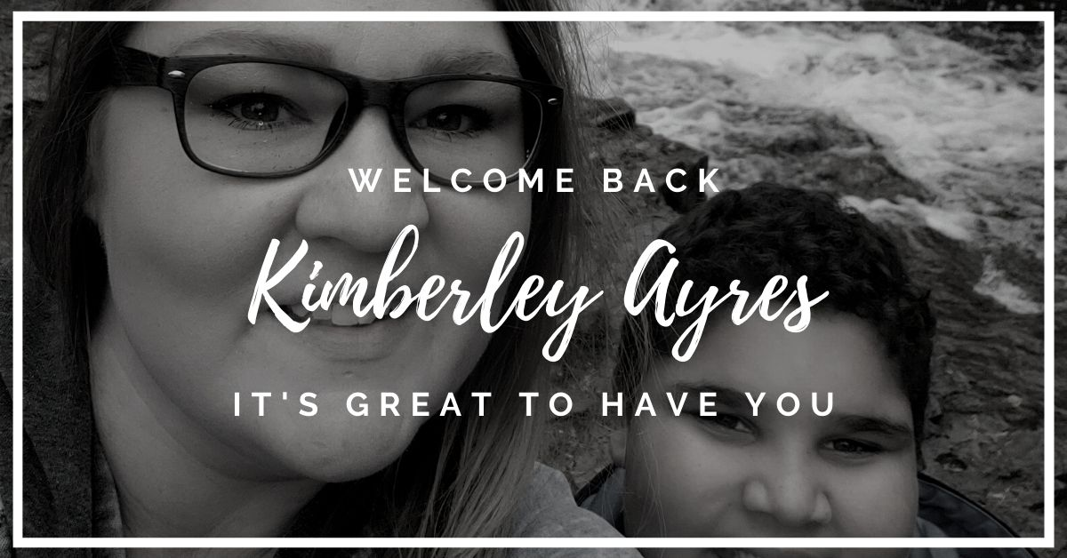 Welcome Kimberley Ayres