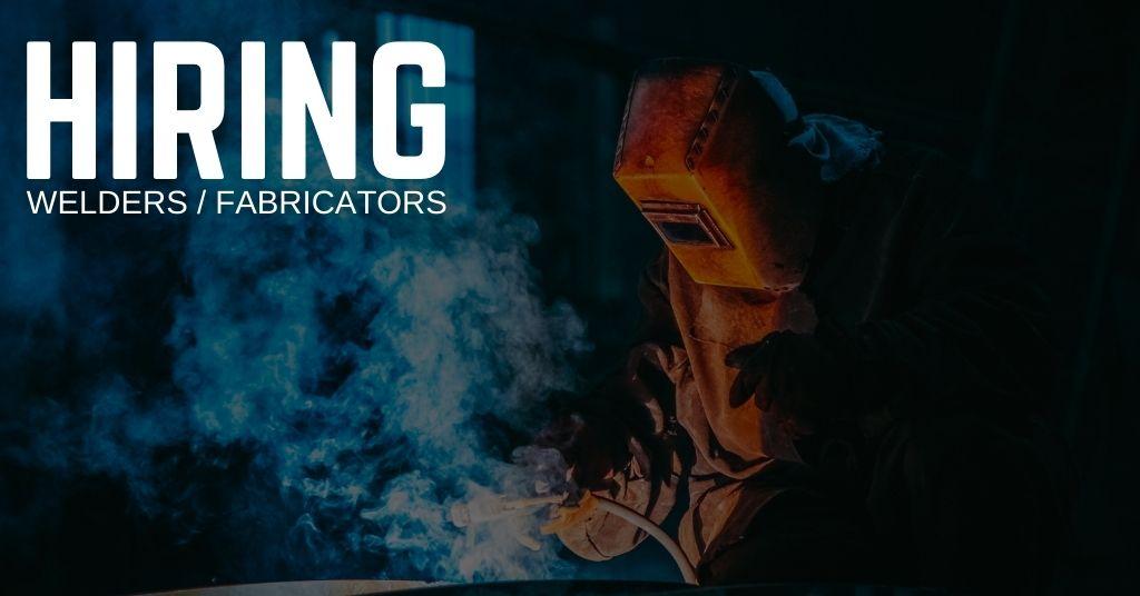 Welder _ Fabricator Jobs