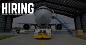 Aircraft Maintenance Program Manager Jobs - STS Aviation Services