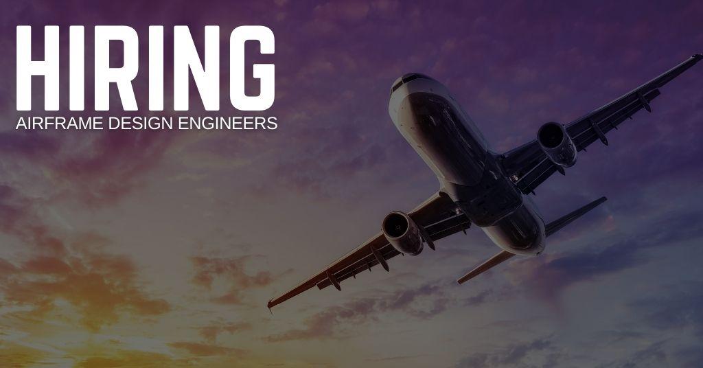 Airframe Design Engineer Jobs