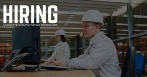 Associate Manufacturing Technician Jobs