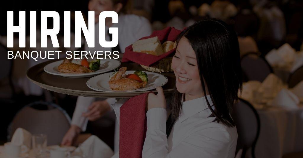 Banquet Server Jobs