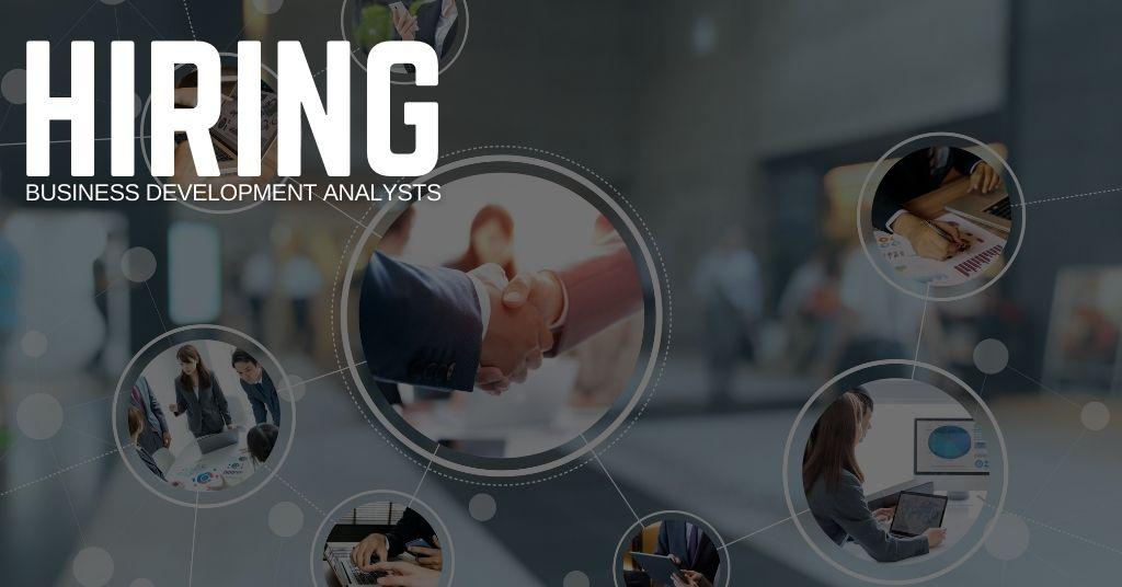 Business Development Analyst jobs