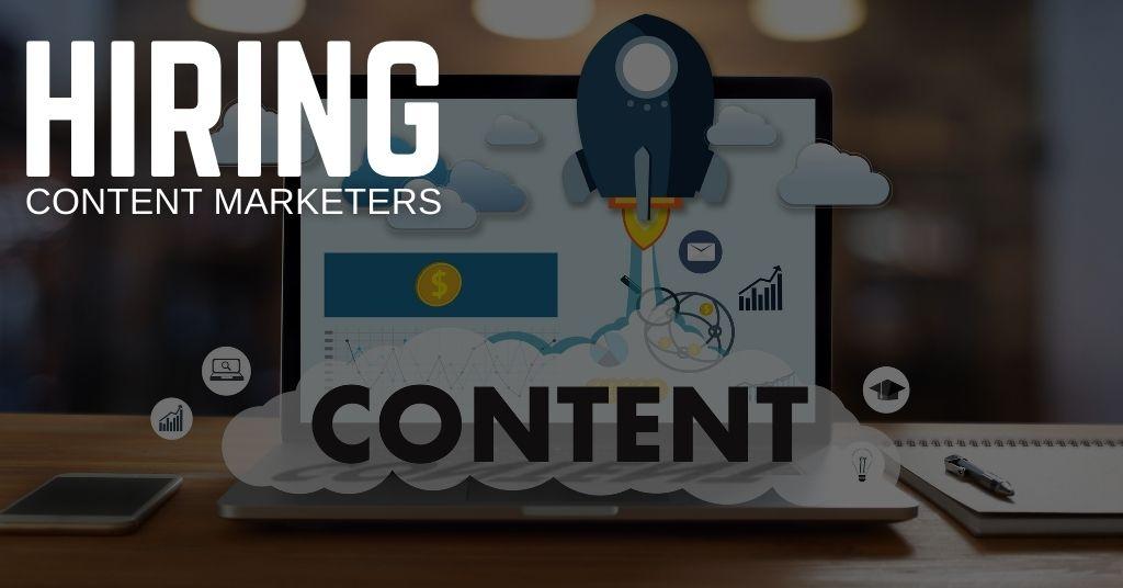 Content Marketer Jobs