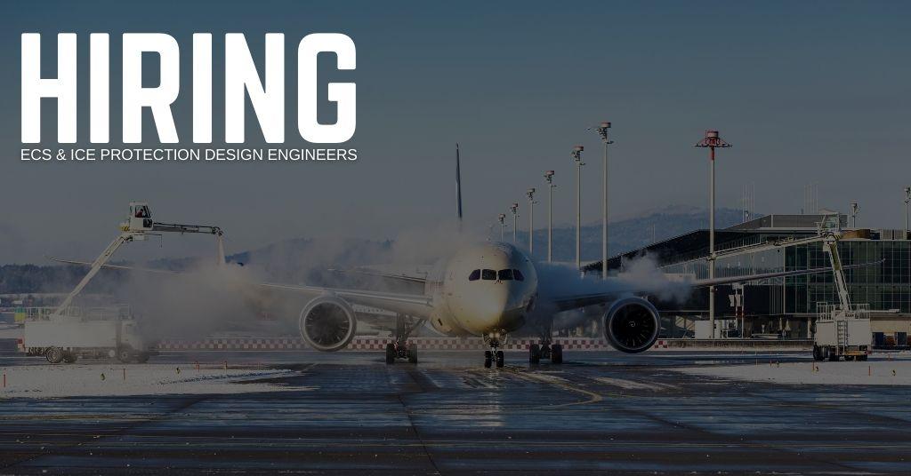 ECS & Ice Protection Design Engineer Jobs